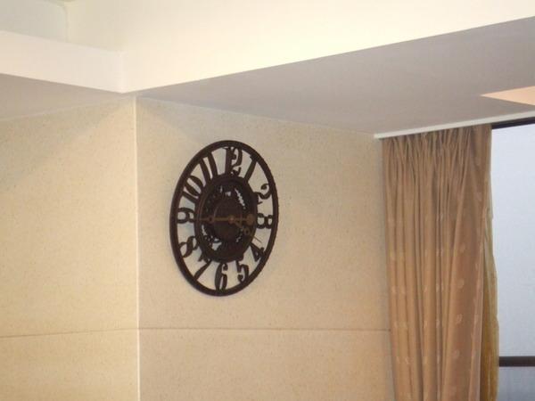 從美國帶回來的時鐘