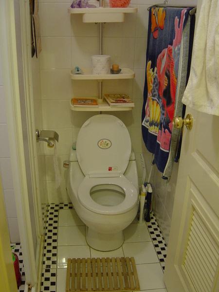 浴室是減壓的好場所