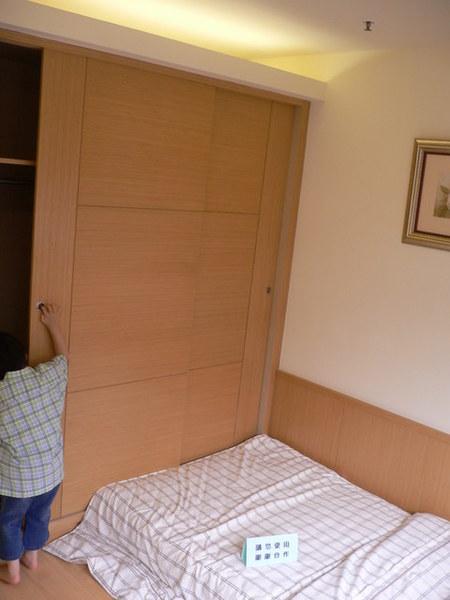 第二大房另一側的壁櫃
