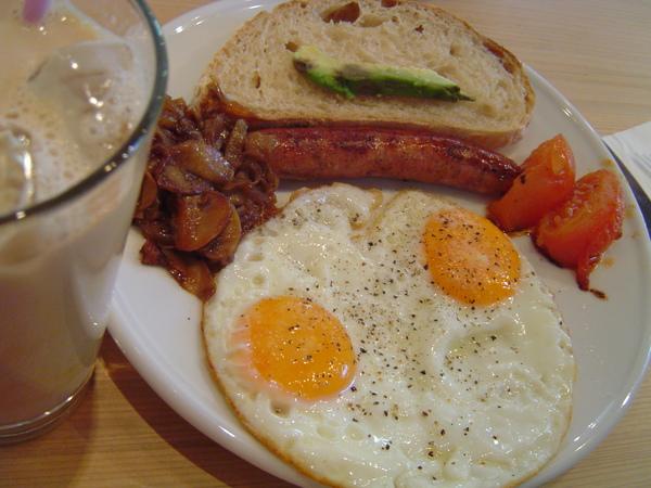 經典早餐荷包蛋版