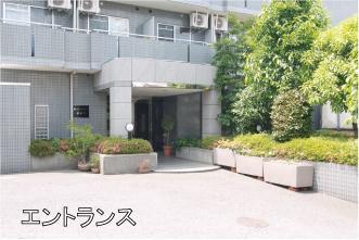 26.大原--伊藤忠溝の口女子宿舍--宿舍入口.JPG