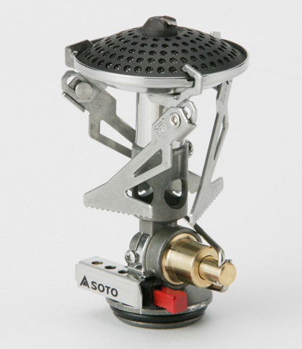日本 SOTO OD-1R SOD-300 Micro Regulator stove 輕量化攻頂爐-1