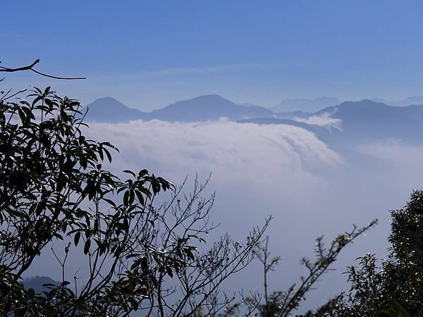 照片 037-婦山雲瀑(回程 南方)