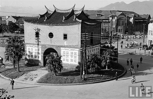 1950年代北門 鐵道部老照片.jpg