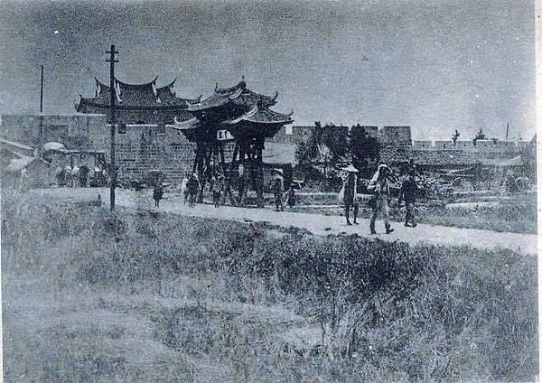 1895年的北門-張作田.jpg