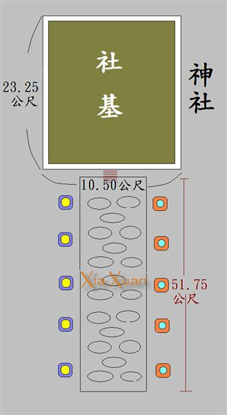 神社平面圖.bmp