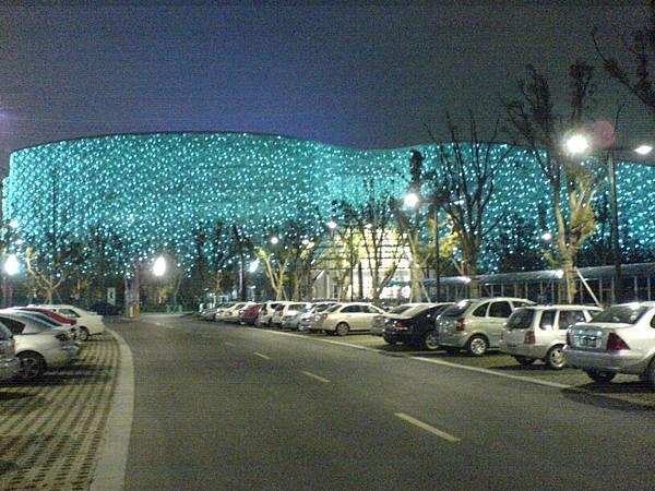 蘇科藝文大劇院夜景四.JPG