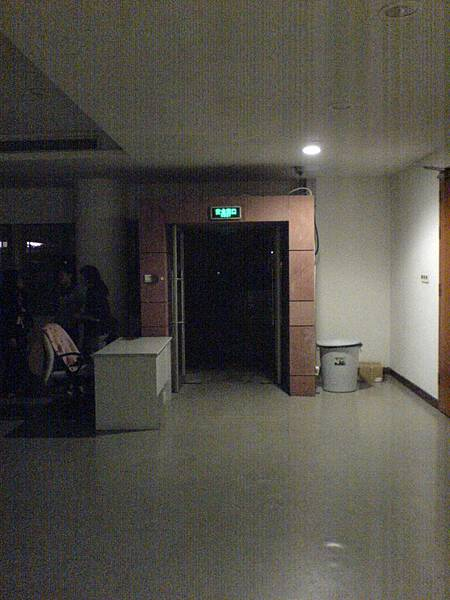 廣州白雲國際會議中心後台入口.JPG