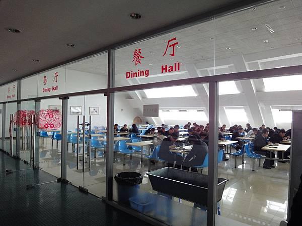 杭州大劇院2樓食堂.JPG