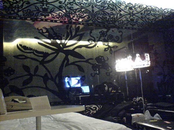 深圳大劇院酒店房間特色.JPG