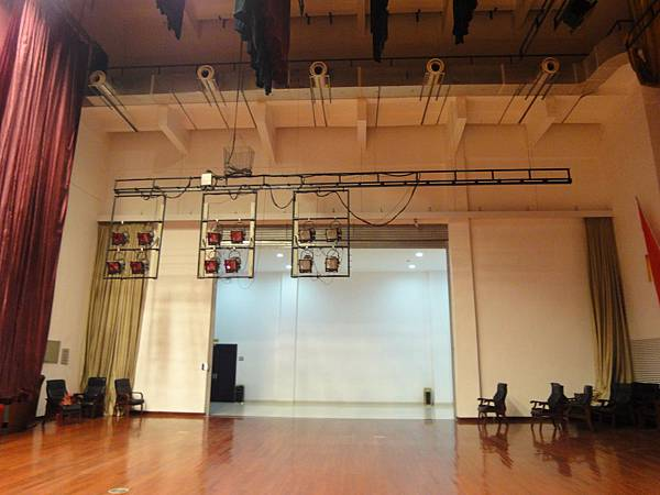 長沙人民大會堂右舞台.JPG