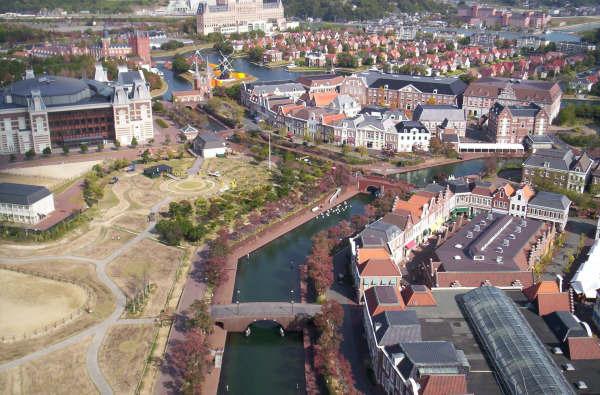從豪斯登堡最高點拍的