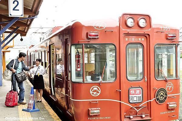 2-富士登山電車+河口湖 (4)