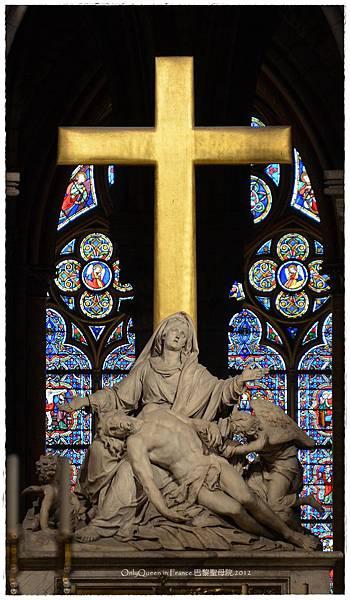 巴黎聖母院 (1)