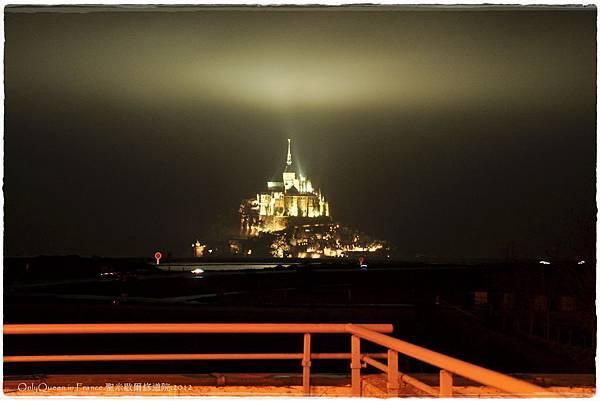 20120125-夜宿聖米歇爾山 (23)