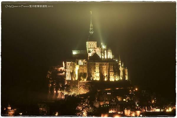 20120125-夜宿聖米歇爾山 (30)