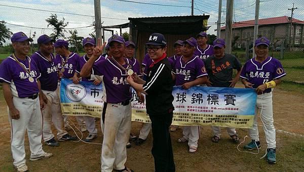103中壢市長盃青壯組亞軍05