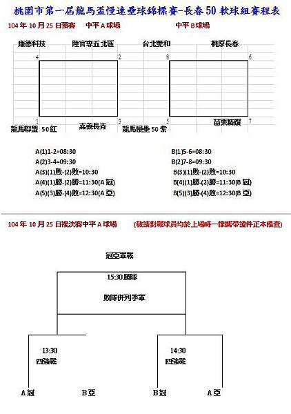第一屆龍馬盃長春50軟球組一日賽程表.jpg