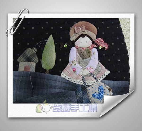 鄉村風+帥氣女孩1