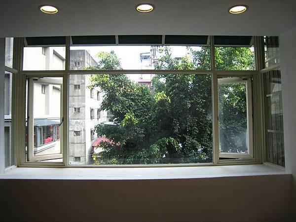 三拉開天觀景窗