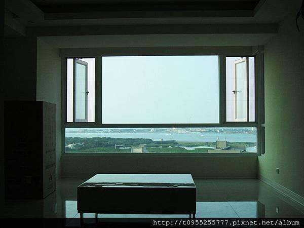 景觀推射隔音窗