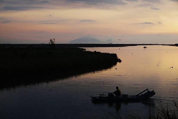 蘭陽溪出海口01