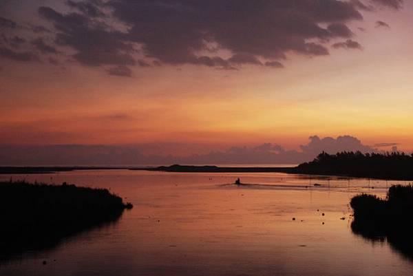 蘭陽溪出海口06