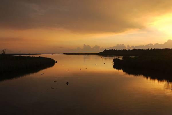 蘭陽溪出海口07