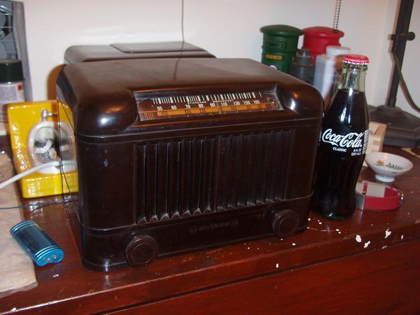 我的收音機