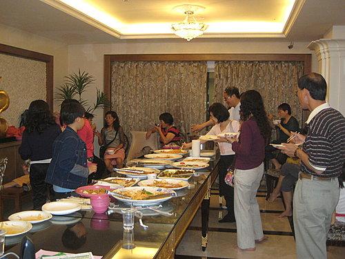 豐盛的晚宴4