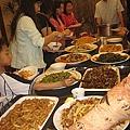 豐盛的晚宴1