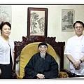經學大師  愛新覺羅‧毓鋆(中)