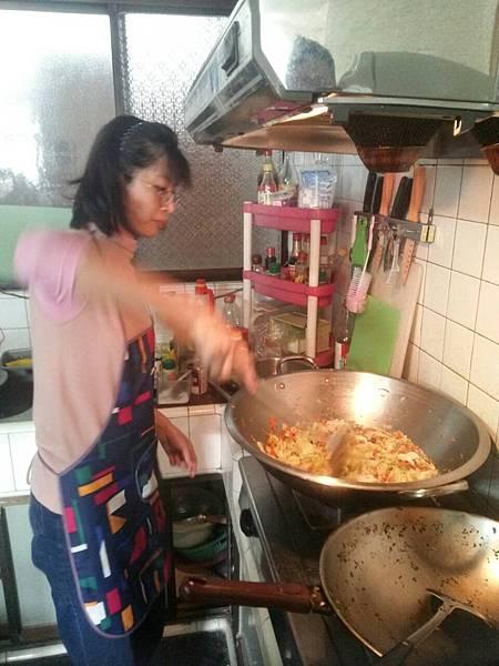 廚師--吳老師