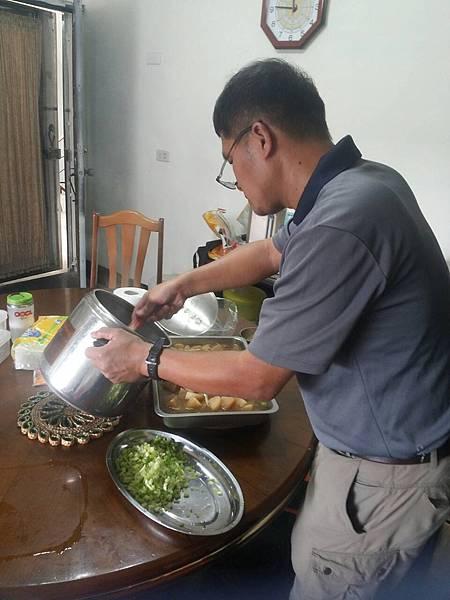 廚師--潘講師