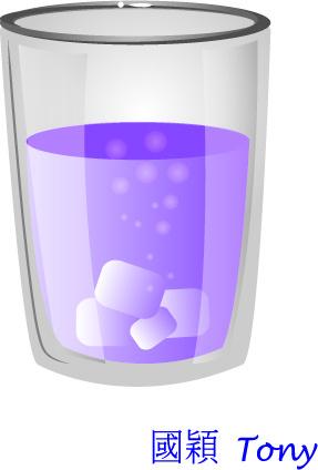 100.4.20 裝葡萄汽水的玻璃杯.jpg