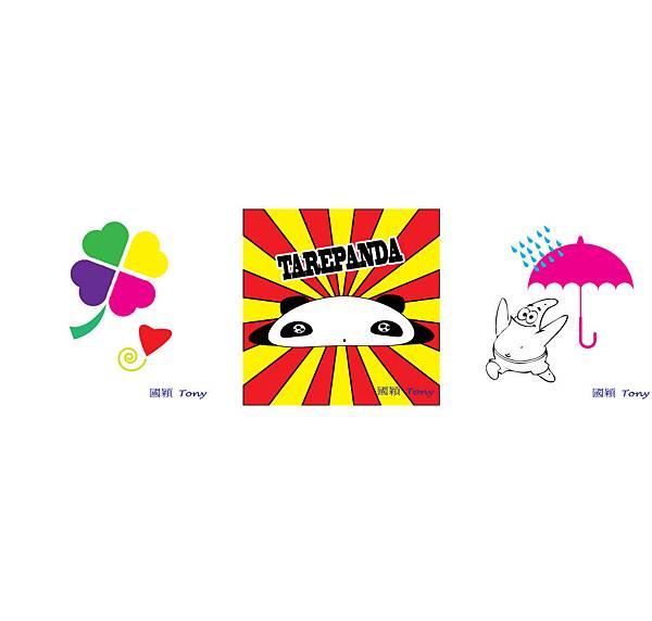 100.3.25 熊貓圖案與躲雨的派大星.jpg
