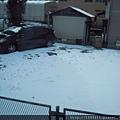 雪地中的房車-1