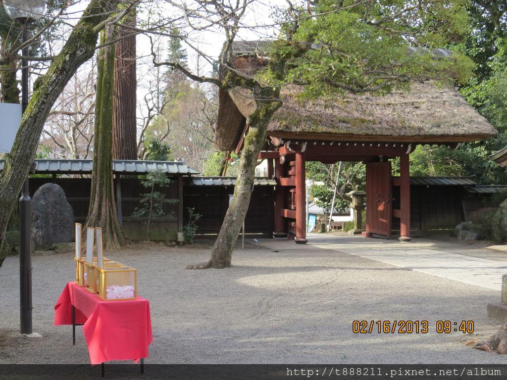 寧靜的神社