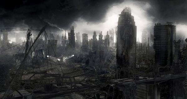 歡迎來到殘破的新世界