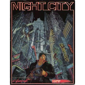 Cyberpunk Night City 設定集