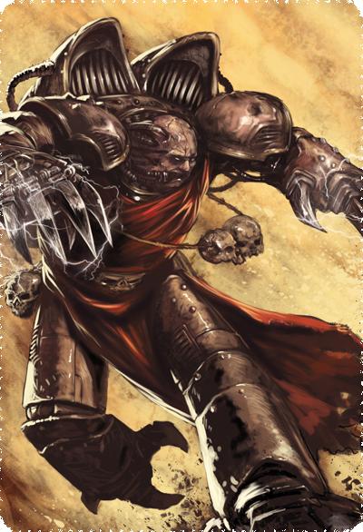 black crusade choasraptor