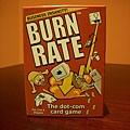 BURN RATE 燒錢計畫