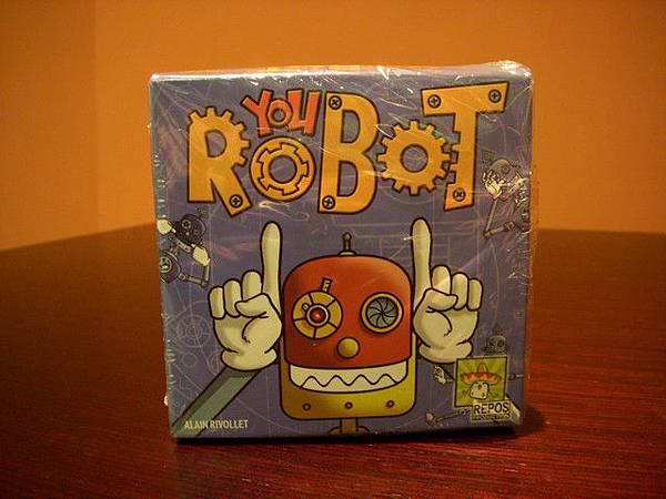 You Robot 失控機械人