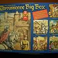 Carcassonne  卡卡頌-Big Box