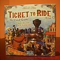 Ticket to Ride 卡牌鐵道任務