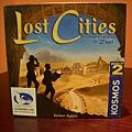 Lost Cities 失落的城市