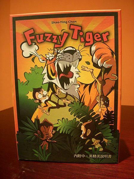 Fuzzy Tiger 虎口拔鬚
