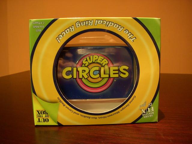 Super Circles 超級圈圈