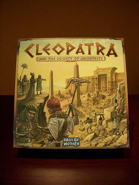 Cleopatra & Architects 豔后與建築師