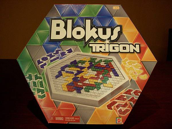 Blokus Trigon 格格不入六角版